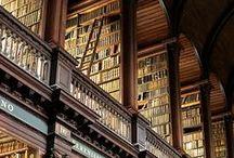 Books books books / by Tess Bender