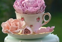 *The Cutest Tea Party* / Inspiration for a traditional English tea party