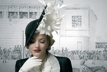 *Fabulous Fascinators* / Inspiration for weddings, garden parties, Ascot and Henley Regatta