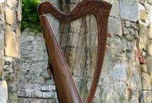 harpe / by Delphine Sielleur