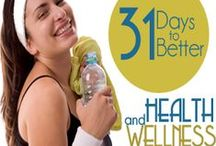 Health and Fitness / Healthy body solutions / by Kiki