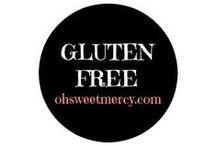 Gluten Free / Delicious gluten free recipes