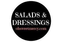 Salads & Dressings / Salad and dressing recipes of all types.