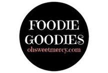 Foodie Stuff / Random foodie goodies here...all the foodie things.