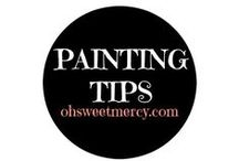 Painting tips / Painting may be best left to the professionals, but if you want to DIY, you can find some tips and tricks here to paint beautifully.