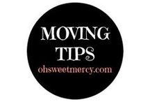 Moving Tips / Moving isn't fun, so take a moment to look around my Moving Tips board to find ways to make your upcoming move easier.