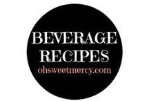 Beverages / If you can sip, gulp or chug it you'll find a recipe here to make it.