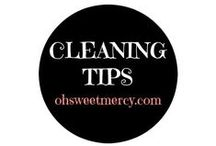 Cleaning Tips / Hate to clean? Find tips here to make the job easier. Love to clean? Find tips here to make it even more fun. I honestly can't relate to that last one...