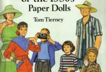 Tom Tierney, a paper doll's master