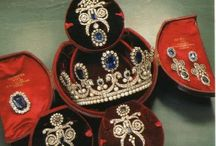 Tiaras and Royal Jewels