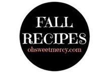 Fall Recipes / Sweet, savory, baked, slow cooked and more. All the fall recipes you love.