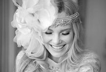 *1920's Gatsby Glamour* / Inspiration for a 1920's themed Gatsby wedding/party...
