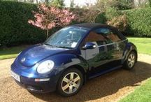 VW Beetle | Jeep | Vespa / Love my Bug - Luna