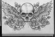 inked / All kind of tattoos :)