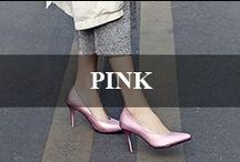 Hot Pink! / Share #pinkshoes #pinkgems #pinkoutfit
