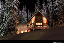 Dream Cabins / by Kathleen Smith