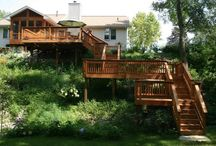 DECK PROJECTS / Deck Projects