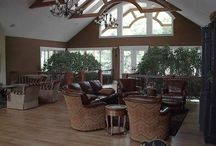 INTERIOR PROJECTS / Interior painting/finishing By: J&H Painting of the Quad Cities