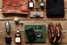 Accessories for men / by Enyeg Navarro