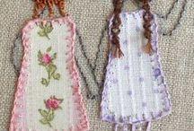 рукоделие / декупаж, скрапбукинг,аппликация, плетение, лепка, шитье кукол, игрушек