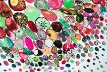 Art, colours, patterns