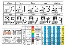 Ten Frame Stuff / A board devoted to Five Frame, Ten Frame, and Double Ten Frame activities and lessons.