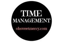 Time Management / If you need time management tips, here's the place to find them. Here's one...don't spend hours on the internet ;)