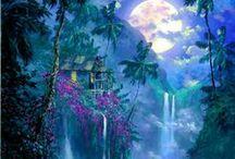 Magic night <3