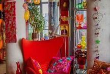 Sillas sillones y hamacas / by Monica Avigliano