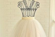 *Tulle & Tutus* / Dress like a sugar plum fairy everyday
