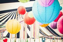 *Whimsical Wedding Marquees* / Inspiration for dressing a marquee...
