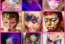 Face & Body Art / Pics of my Face painting and Body Art that I have painted . Some are my designs and some have been recreated by inspiring artists . #shoalhavenfacepainter #facepainting #3Dfacepainting