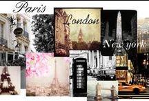 PARIS, LONDON, NEW YORK / nyc