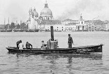 Vintage Venice / Vintage photos of Venice - Venezia com'era
