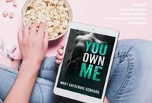 """Owned Series / The Owned Series """"I absolutely, positively loved it!!!""""--Give Me Books  Book 1: You Own Me  Book 2: Let Me Go  Book 2.5 (free!): Tied  Book 3: Come To Me"""