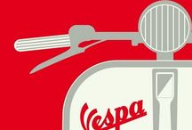 VESPA - MOTO / Las motos Vespa.