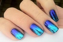 Your NAILS could be like jewels, don't use them like tools. / Nail art & nail design