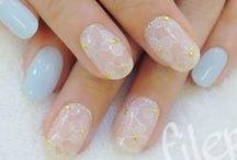 More beautiful with makeup / Makeup & nails, Snowcat's combinations.