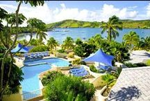Caribbean All Inclusive Resorts / The best Caribbean all inclusive resorts.