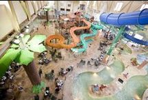 Wisconsin Dells Resorts / Our top Wisconsin Dells Resorts and vacation ideas