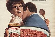 Italian food and beverage advert 20th century / Italian Posters, Adv, Food of the 20th century