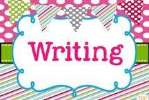 Writing Collaborative Board / K-5 writing