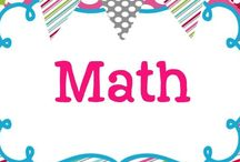 Math Collaborative Board / K-5 Math ideas
