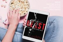 """Beast: A Hate Story, The Beginning / A dark mafia romance loosely based on Beauty and the Beast rom Mary Catherine Gebhard  """"A lush and sensual fairy tale retelling! I rooted for the strong beauty even as I fell in love with the mafia beast."""" Skye Warren, New York Times best selling author"""