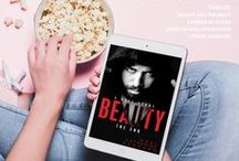 """Beauty: A Hate Story, The End / Beauty is the second book in the Hate Story duet, about what it means to fall in love with the person who has absolutely destroyed you, """"It's dark, it's violent, it's hate filled, it's tragic, and it's beautiful."""" Ellie, Love N. Books"""