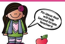 Second Grade Ideas