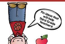 Third Grade Ideas