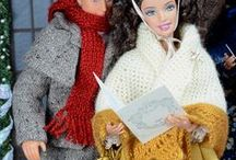 Knitting for dolls / Handmade knitted clothes and accessories for dolls.