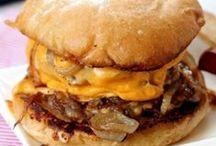 Burgers, Sandwiches, Wraps & Tacos