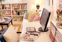 Rich Girl Goes To Work / Your office space is an extension of you - if you are about your business.